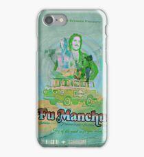 Fu Manchu iPhone Case/Skin
