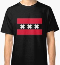 Flag of Amsterdam Classic T-Shirt