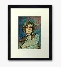 The Floyd Is Pink  Framed Print