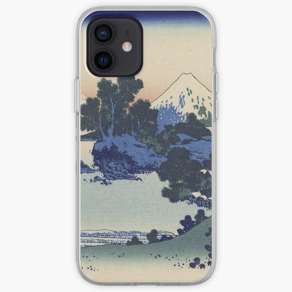 Hokusai Katsushika - Shichiri Beach In Sagami iPhone Soft Case