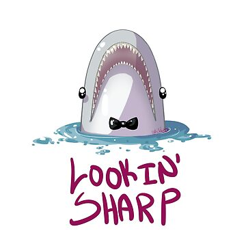 Lookin' Sharp (Ver. Two) by Gossamer1323