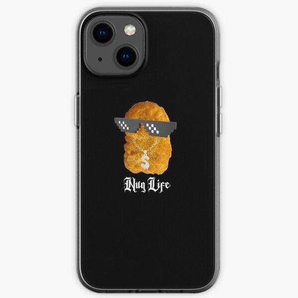 Nug Life McDonalds Chicken Nuggets iPhone Soft Case
