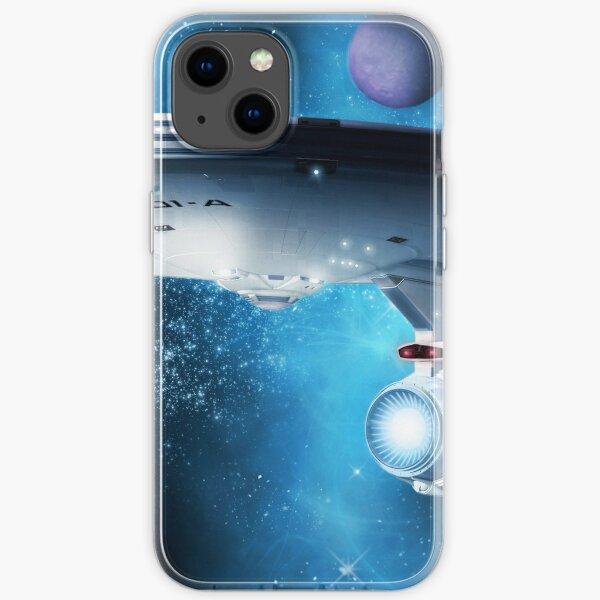 Enterprise A - Where Silence Has Lease iPhone Soft Case