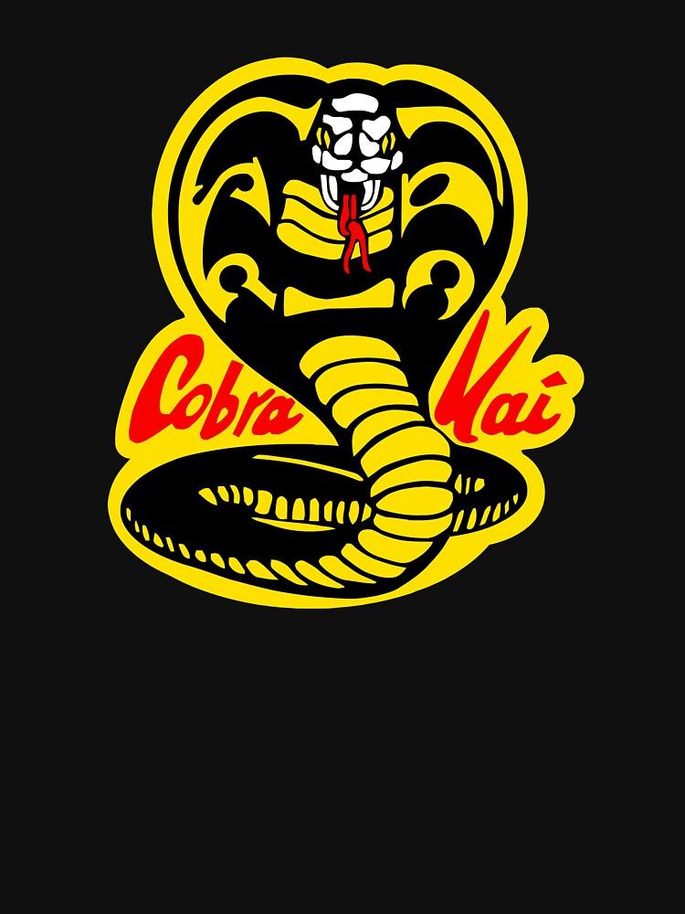 Cobra Kai Snake by format