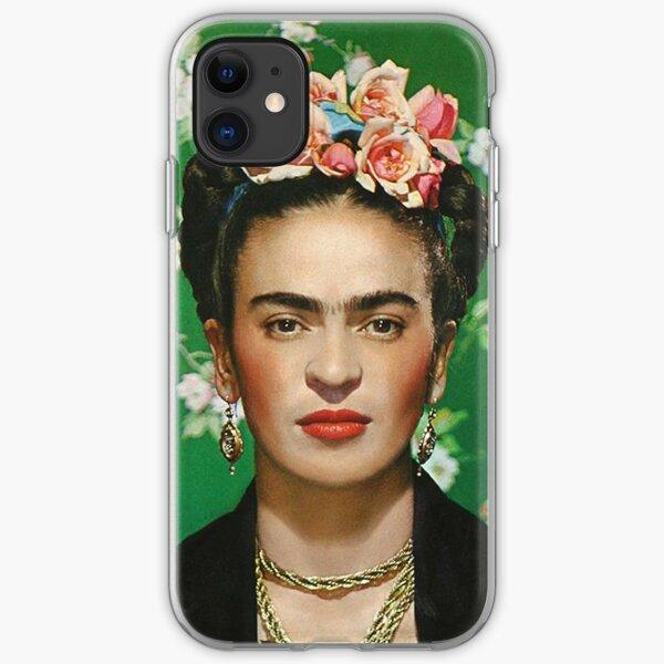Beauty Girl Art iPhone Soft Case
