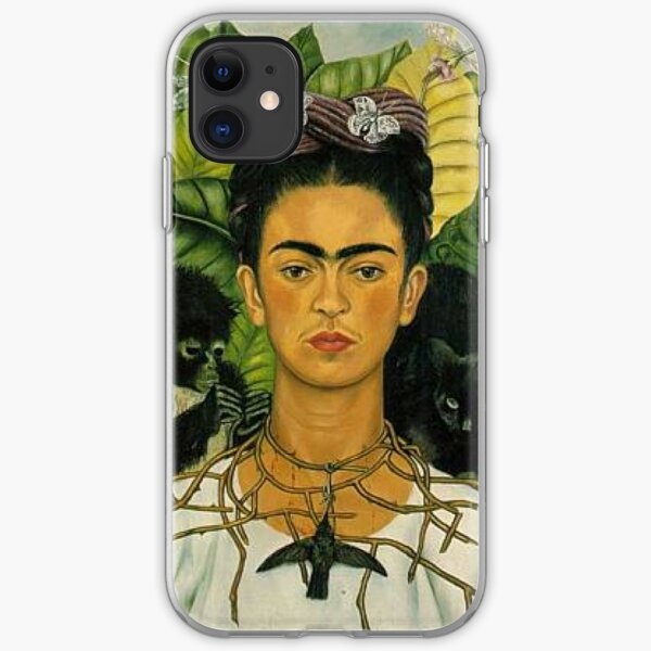 Animal Queen iPhone Soft Case