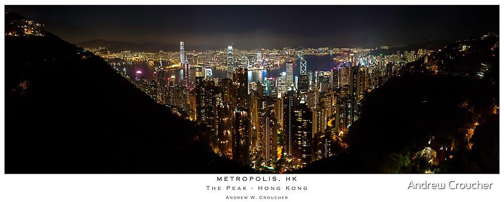 Metropolis, HK by Andrew Croucher