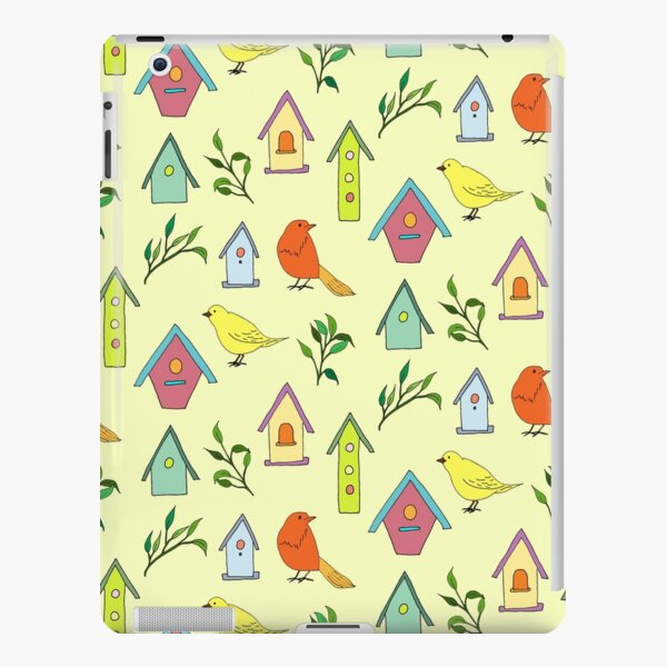 Birds and bird houses iPad Snap Case