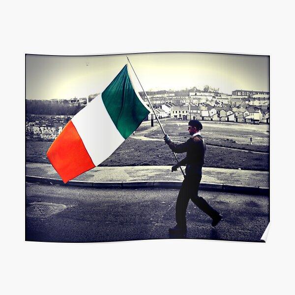 Is Eireannach Me- I am irish Poster