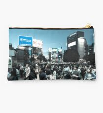 Shibuya Intersection Studio Pouch