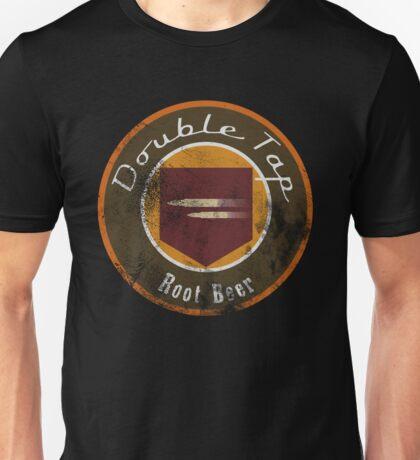 Double Tap Root Beer - Zombies Perk Emblem Unisex T-Shirt