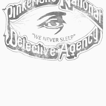 Pinkerton's Agency by Awock