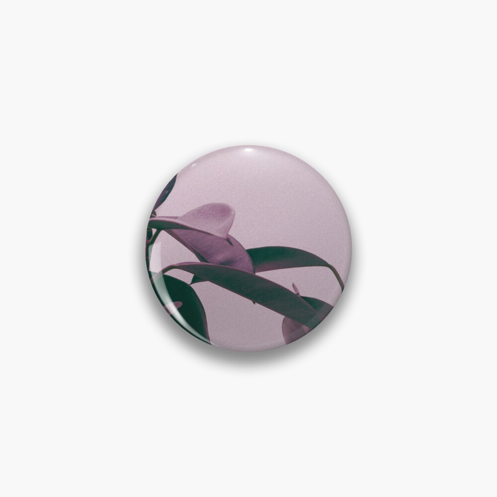 Purple summer leaves Pin