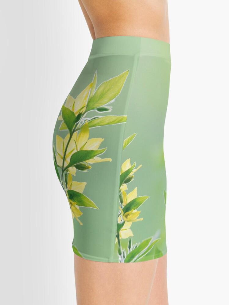 Alternate view of Fresh green botanicals Mini Skirt