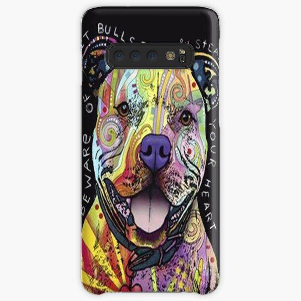 Colourful Pit Bulls/ pitbull lover Samsung Galaxy Snap Case
