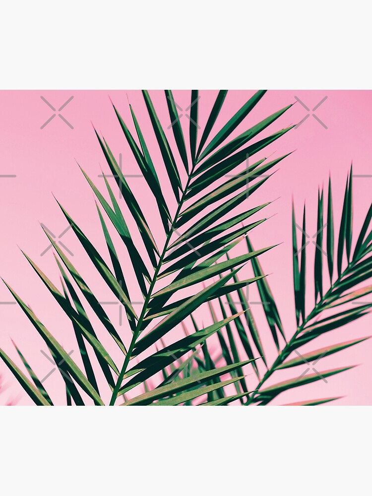 Graphic green botanicals by ColorsHappiness