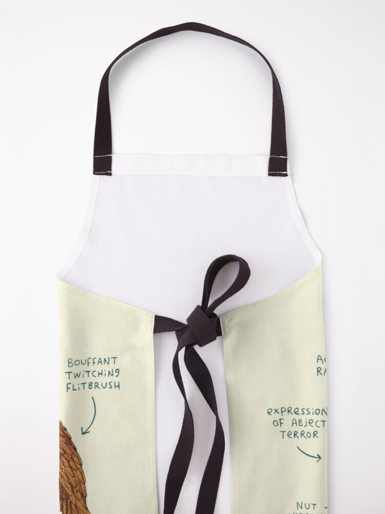 Alternate view of Anatomy of a Squirrel Apron
