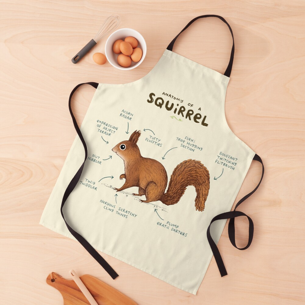 Anatomy of a Squirrel Apron