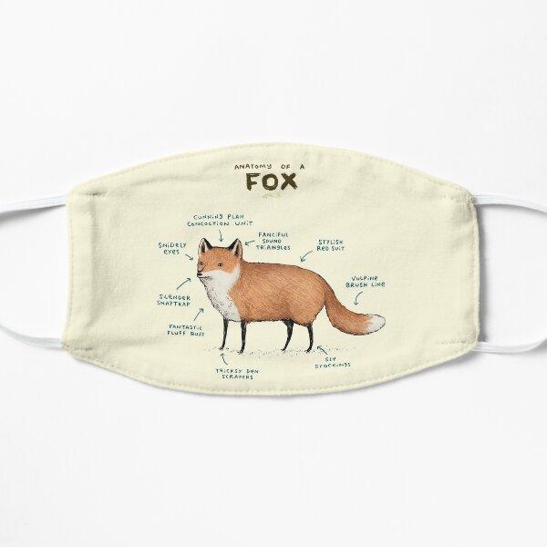 Anatomy of a Fox Flat Mask