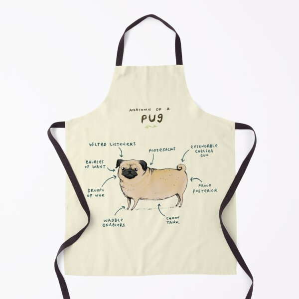 Anatomy of a Pug Apron