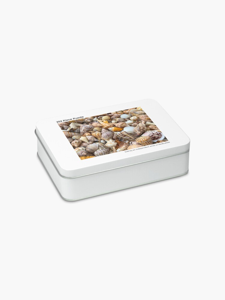 Alternate view of SHELL PARADISE Jigsaw Puzzle