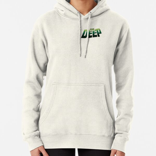 The Deep logo Pullover Hoodie