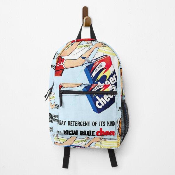 BLUE CHEER DETERGENT ADVERT Backpack