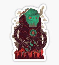Operate, Annihilate Sticker