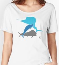 Offshore fishing Women's Relaxed Fit T-Shirt