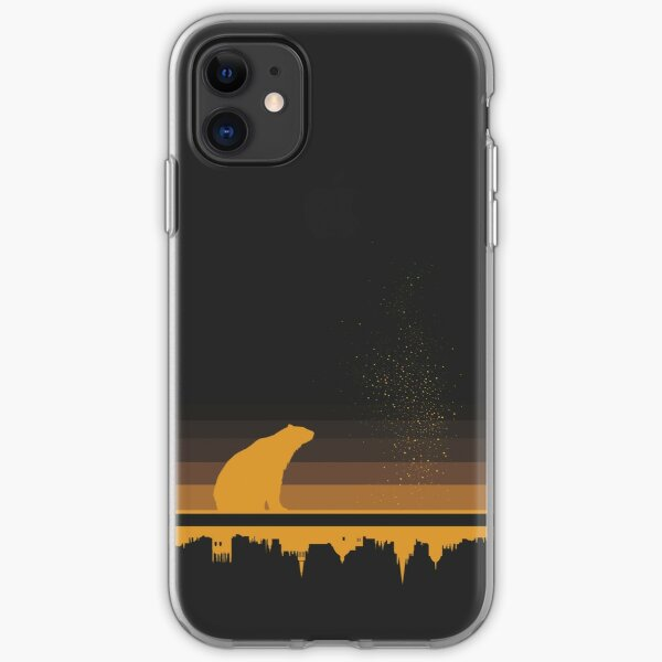 Iorek Byrnison iPhone Soft Case