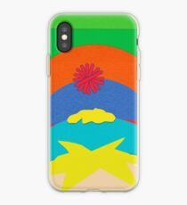Humble Folks Without Temptation iPhone Case