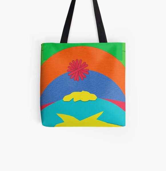 Humble Folks Without Temptation All Over Print Tote Bag