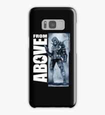 From Above Comic Book 05 Samsung Galaxy Case/Skin