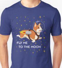 Rocket Corgi T-Shirt