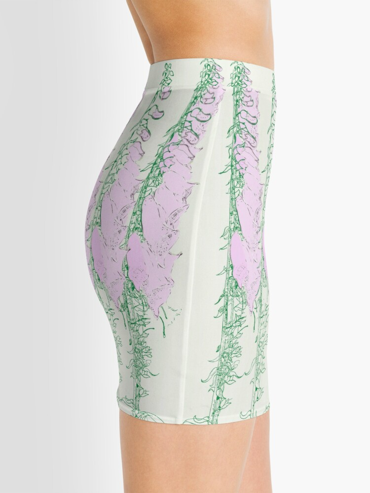 Alternate view of Come in to the Garden Mini Skirt