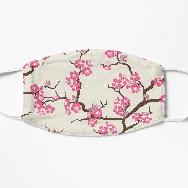 Flores de sakura Mascarilla