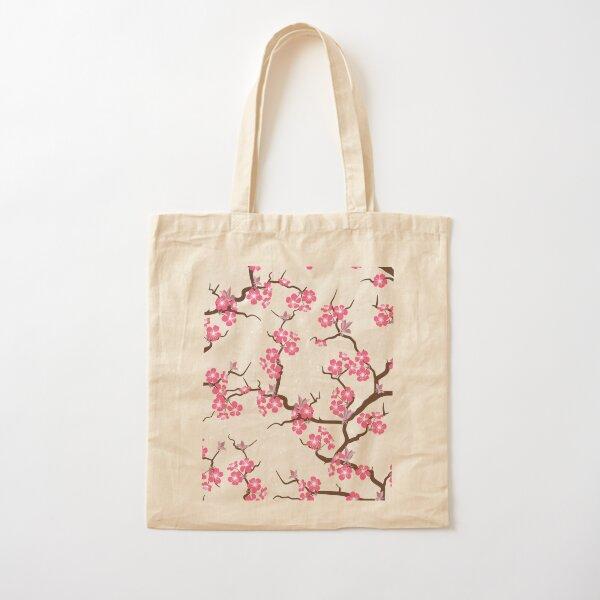 Fleurs de Sakura Tote bag classique