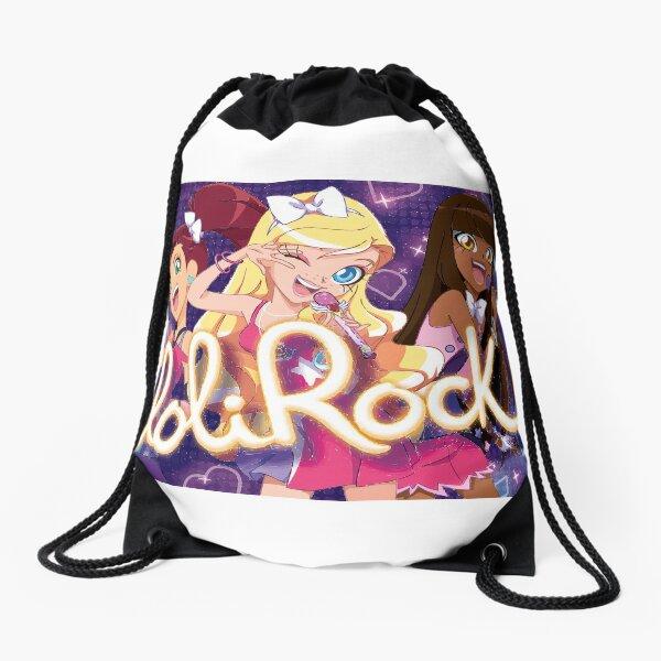 LoliRock 2 Drawstring Bag