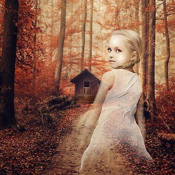 Lucy Keyes by indigocrow