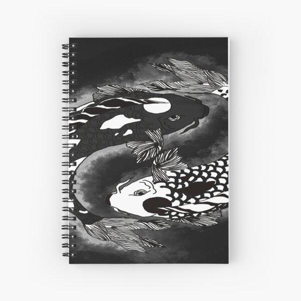 Koï  Cahier à spirale