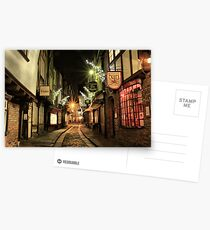 The Shambles, York Postcards