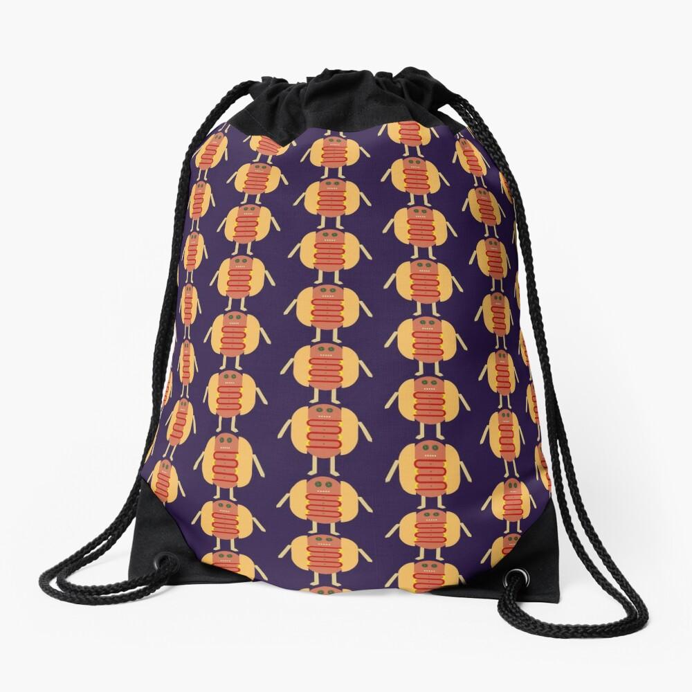 Stubby Lil Weenie Drawstring Bag