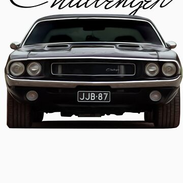 Challenger by samirs