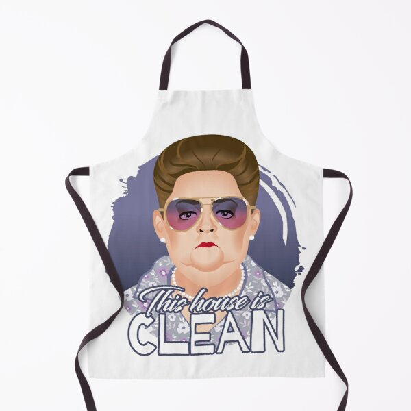 This house is clean Apron