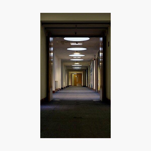 2nd floor corridor Photographic Print