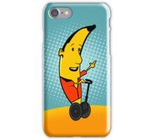 Banana Grabber  iPhone Case/Skin