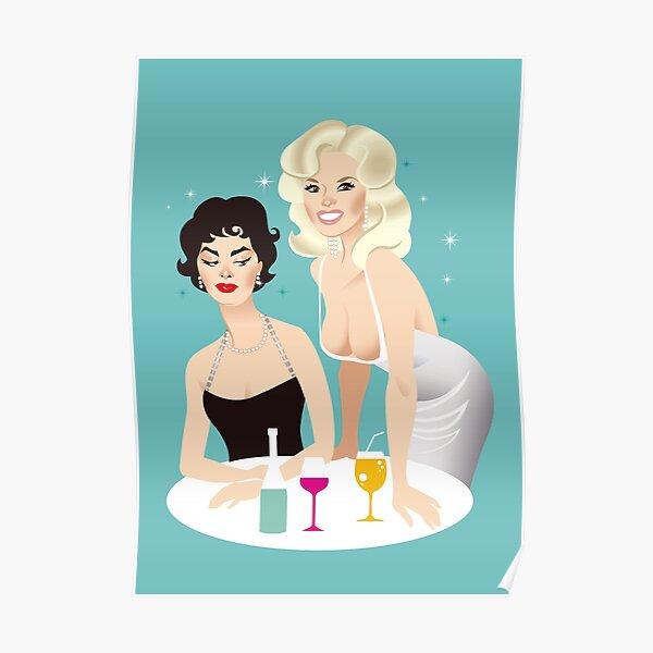 Sophia vs Jayne Poster