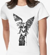 Don't Blink Women's Fitted T-Shirt