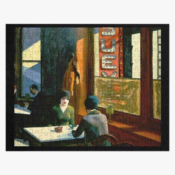 AMERICAN ARTIST. Edward Hopper. Chop Suey. Jigsaw Puzzle