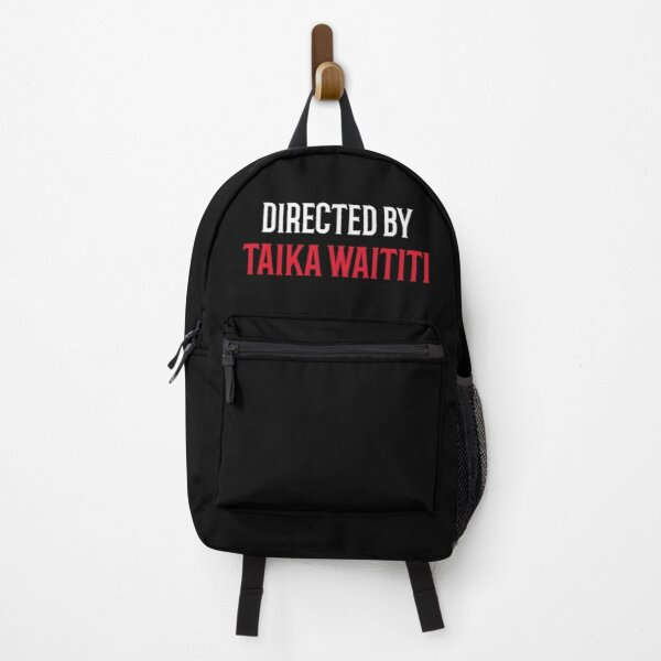 Directed By Taika Waititi Backpack
